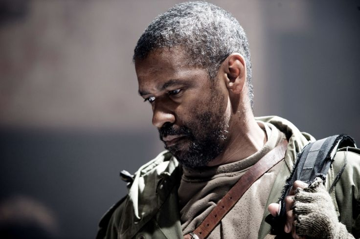 Denzel in Book of Eli